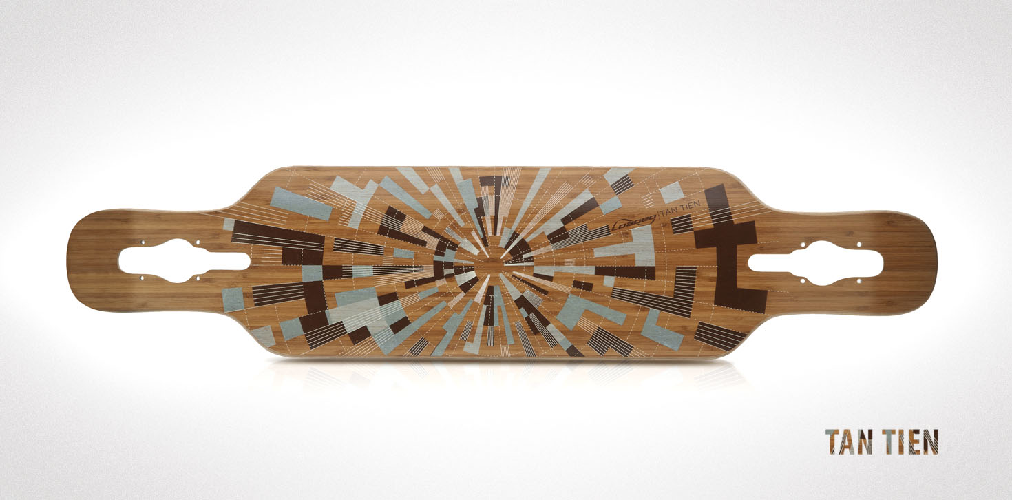 Loaded: New Tan Tien Graphic « GoLongboarding ca, Canadian